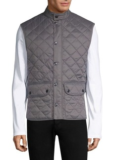 Barbour Lowerdale Quilted Fleece Vest