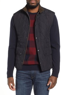 Barbour Lowerdale Regular Fit Quilted Vest