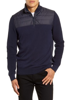 Barbour Lundy Half Zip Pullover