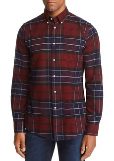 Barbour Lustleigh Plaid Tailored Fit Button-Down Shirt