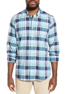 Barbour Madras Tailored Fit Shirt