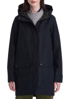 Barbour Manor Waterproof Hooded Rain Jacket