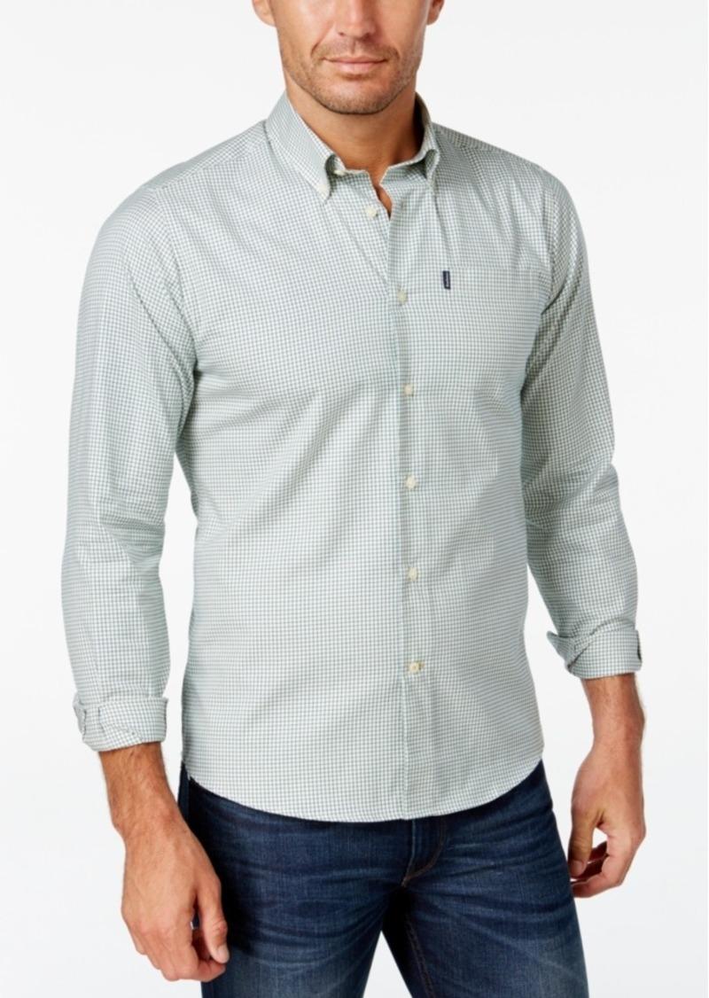 Barbour Men's Andrew Gingham Slim Fit Long-Sleeve Shirt