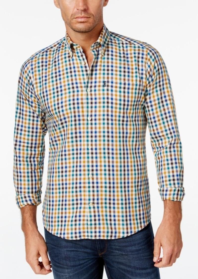 Barbour Men's Bibury Check Long-Sleeve Shirt