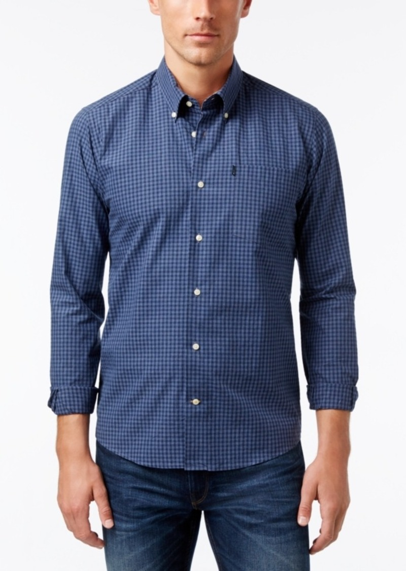 Barbour Men's Country Gingham Button-Down Shirt