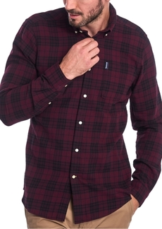 Barbour Men's Country Tailored-Fit Check Shirt