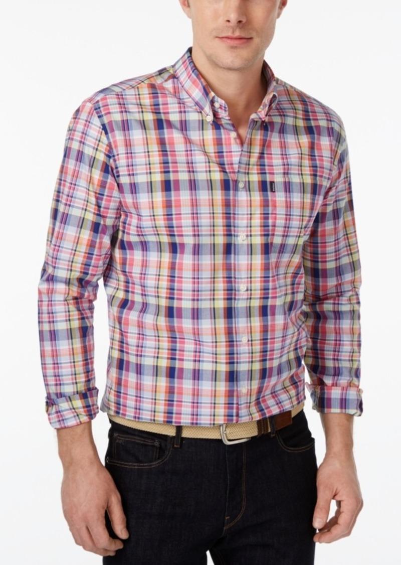 Barbour Men's Douglas Plaid Long-Sleeve Shirt