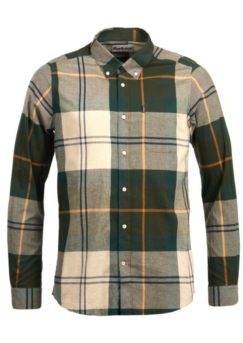 Barbour Men's Endsleigh Tartan Plaid Shirt