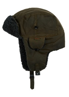 Barbour Men's Fleece-Lined Trapper Hat