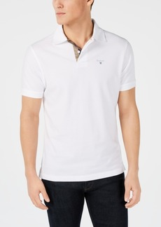 Barbour Men's Haddo Slim-Fit Polo, A Sam Heughan Exclusive, Created for Macy's