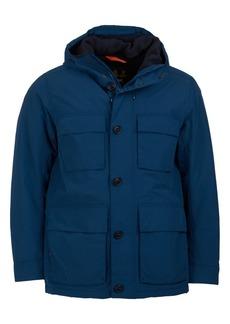 Barbour Men's Hooded Waterproof Jacket