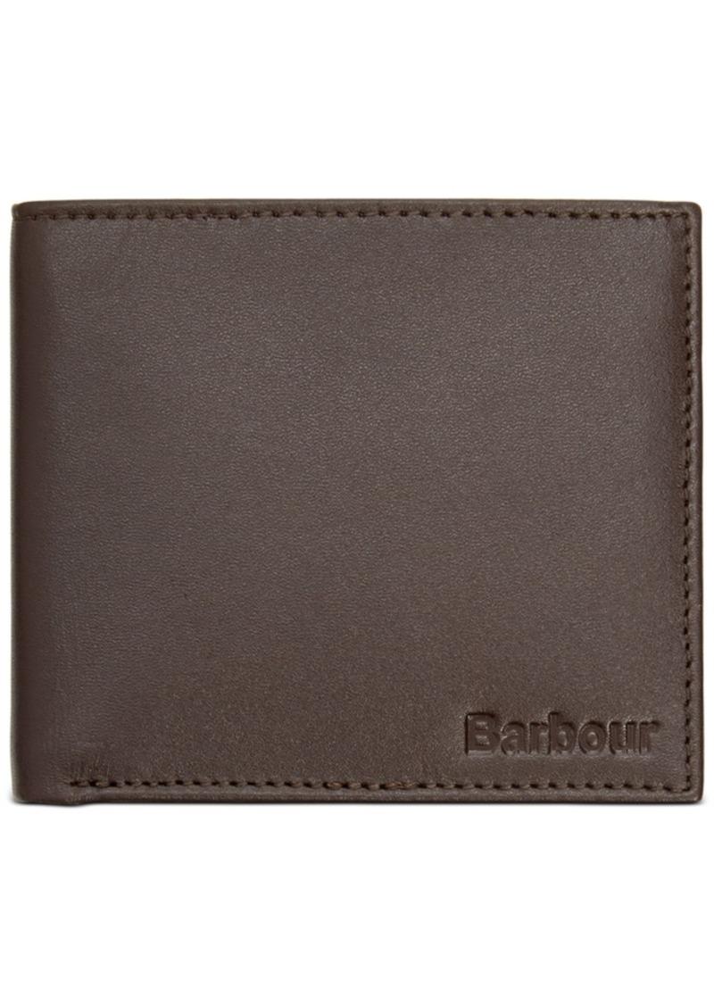 Barbour Men's Kirkham Leather Wallet