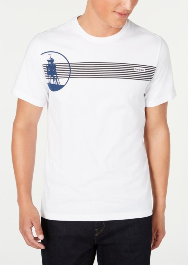 Barbour Men's Lachlan Graphic T-Shirt