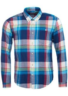 Barbour Men's Leith Plaid Shirt