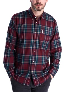 Barbour Men's Lund Thermo-tech Lund Plaid Shirt