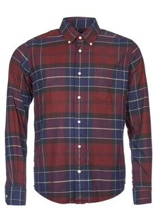 Barbour Mens Lustleigh Plaid Shirt