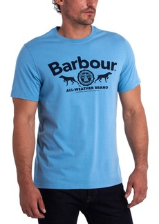 Barbour Men's Max Logo Graphic T-Shirt