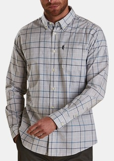 Barbour Men's Plaid Shirt