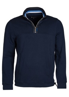 Barbour Men's Quarter-Zip Sweatshirt