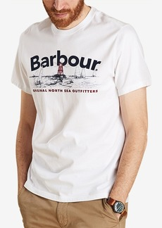 Barbour Men's Sailboat Cotton T-Shirt
