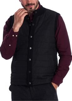 Barbour Men's Slim-Fit Blair Knit Gilet Vest