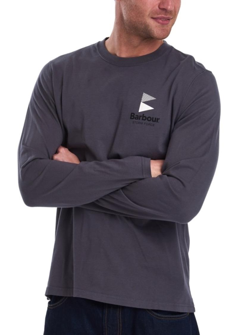 Barbour Men's Souter Long-Sleeve T-Shirt