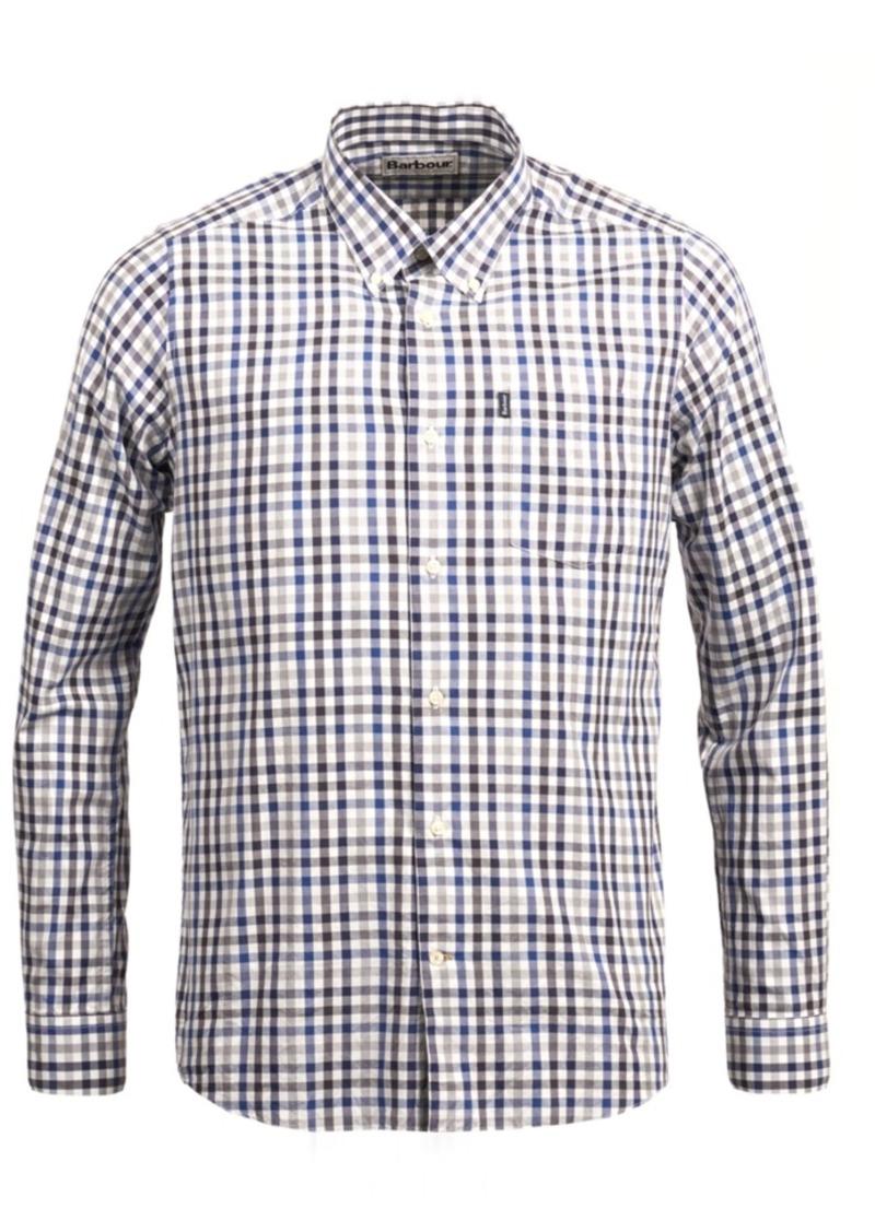 Barbour Men's Stapleton Bibury Plaid Shirt