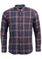 Barbour Mens Stapleton Plaid Shirt