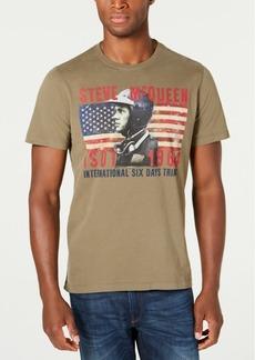 Barbour International Steve McQueen Men's Isdt Profile T-Shirt, Created For Macy's