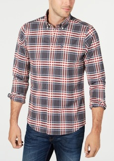 Barbour Men's Tailored-Fit Highland Check 11 Shirt