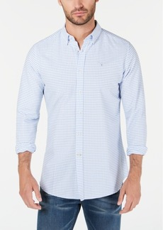 Barbour Men's Tailored-Fit Tattersall 12 Shirt