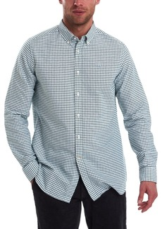 Barbour Men's Tattersall Plaid Shirt