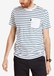 Barbour Men's Tow Stripe Cotton T-Shirt