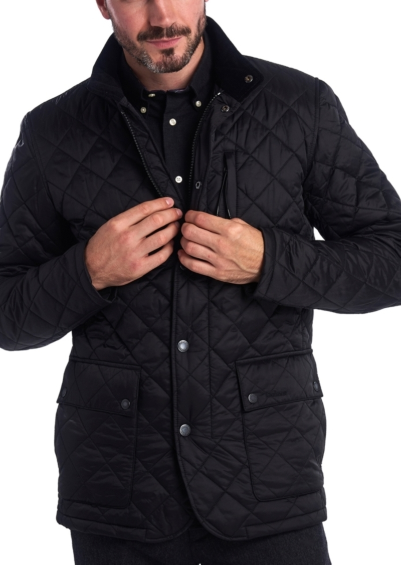 Barbour Men's Vende Slim-Fit Quilted Jacket