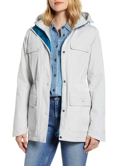 Barbour Metric Waterproof Hooded Raincoat