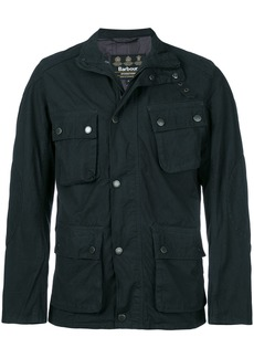 Barbour military style jacket - Blue