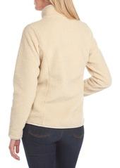 Barbour Millhouse Faux Shearling Zip Jacket