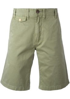 Barbour Neuston Twill shorts - Green
