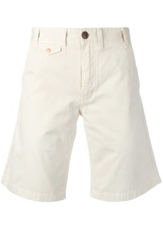 Barbour Neuston Twill shorts - Nude & Neutrals