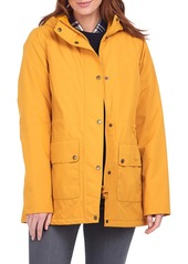 Barbour Oak Waterproof Hooded Raincoat