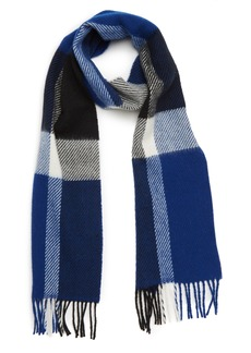 Barbour Oakwell Wool Scarf