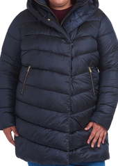 Barbour Orchy Hooded Puffer Jacket (Plus Size)