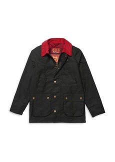 Barbour Oxdale Waxed Jacket