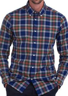 Barbour Padey Plaid Button Down Shirt (Nordstrom Exclusive)