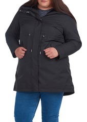 Barbour Perthshire Hooded Raincoat (Plus Size)