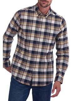 Barbour Priestley Plaid Button-Down Cotton Shirt (Nordstrom Exclusive)