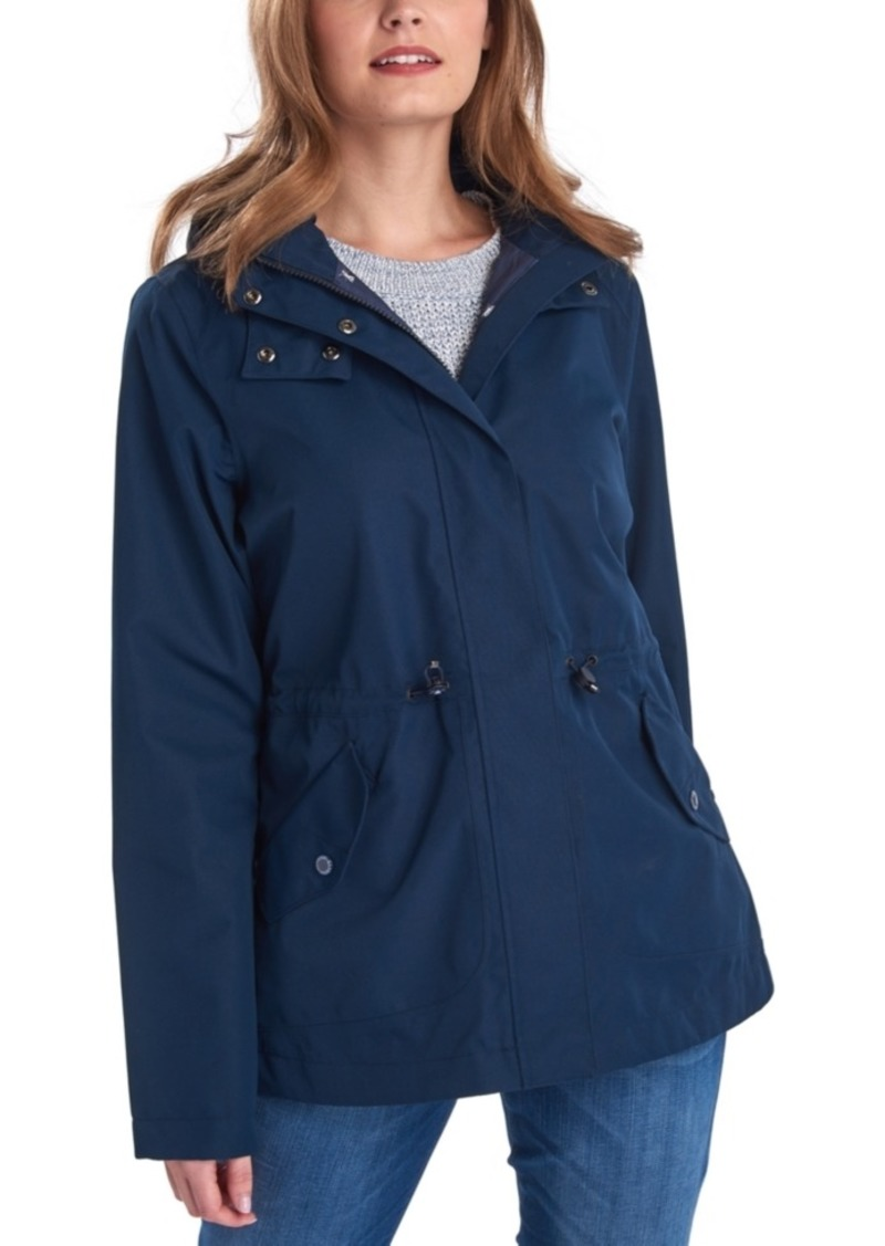 Barbour Promenade Waterproof Hooded Jacket