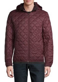 Barbour Quilted Hooded Jacket
