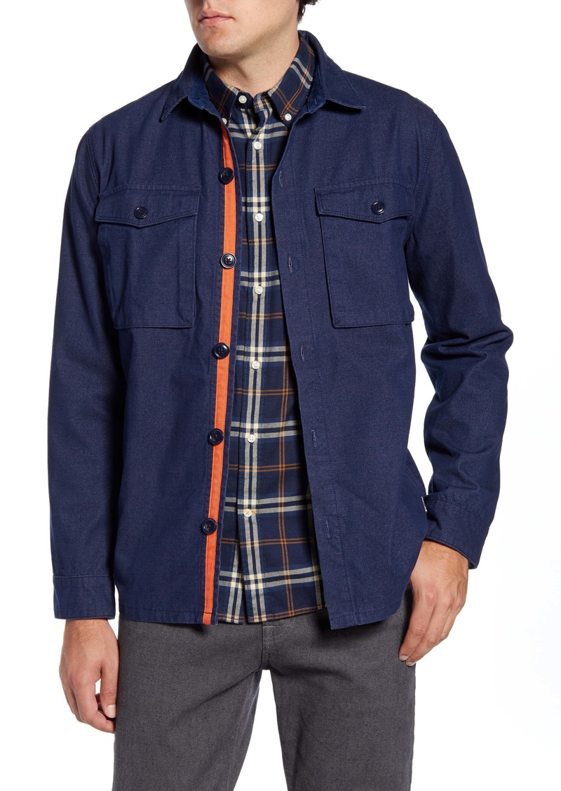 Barbour Relaxed Fit Thermo Overshirt