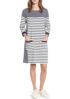 Barbour Rief Sweatshirt Dress